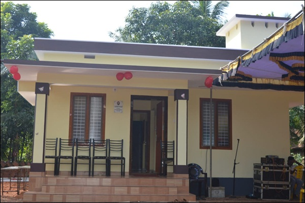 BCentenary housing project