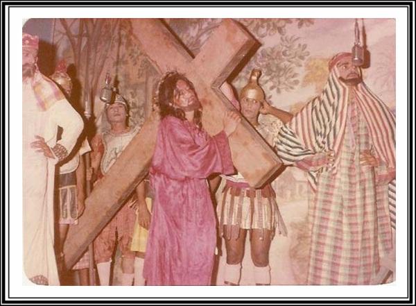 DBAustin Dsouza as Jesus